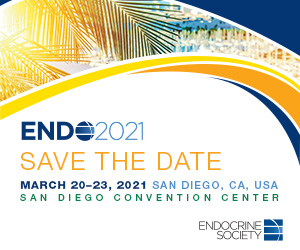 ENDOCRINE SOCIETY 2021, March 20-23, 2021