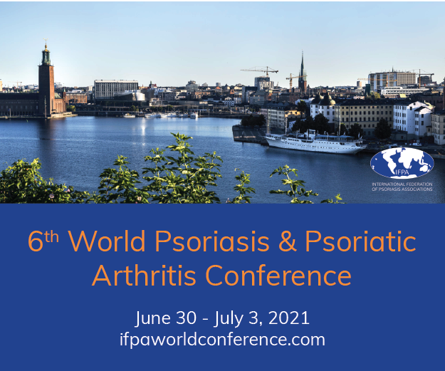 The 6th World Psoriasis & Psoriatic Arthritis Conference, June 30 - July 3, 2021