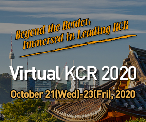 KCR 40th Korean College of Rheumatology Annual Scientific Meeting 14th International Symposium, October 21-23, 2020
